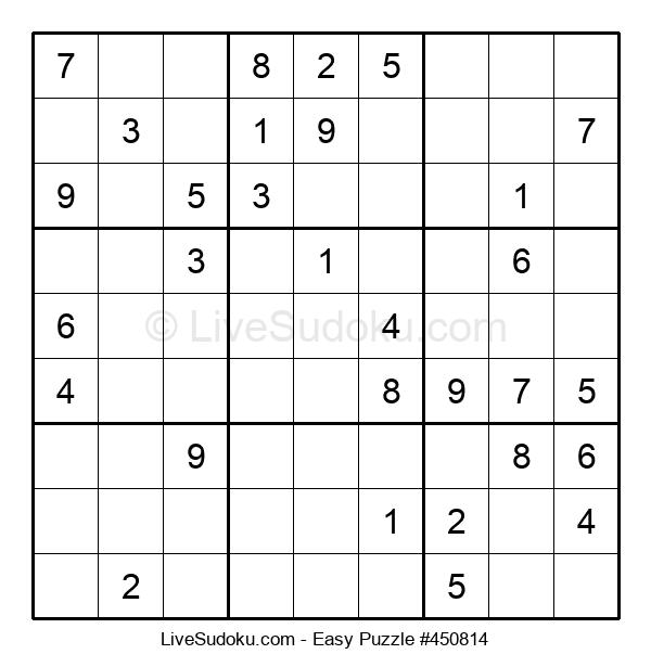 Beginners Puzzle #450814