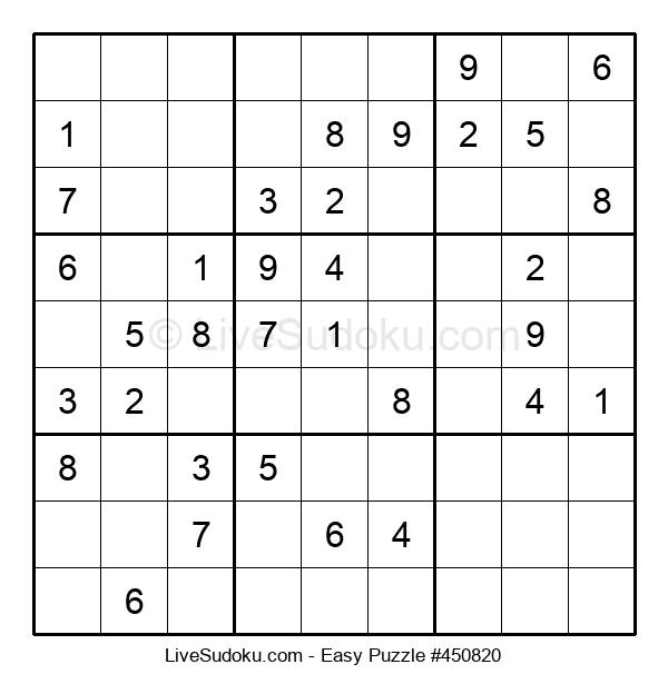 Beginners Puzzle #450820