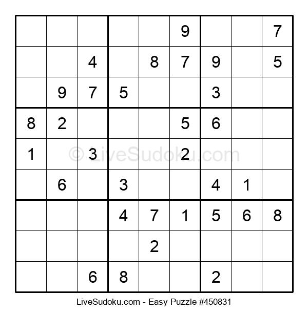 Beginners Puzzle #450831