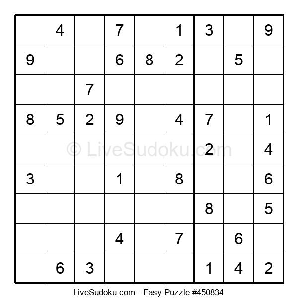 Beginners Puzzle #450834