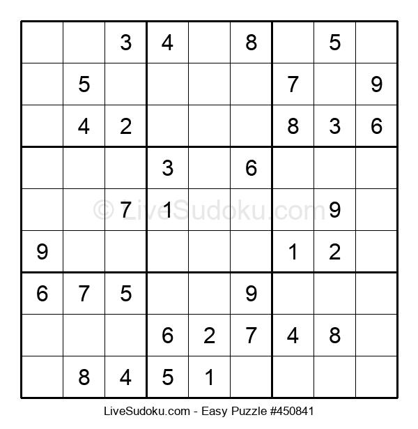Beginners Puzzle #450841