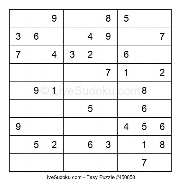 Beginners Puzzle #450858