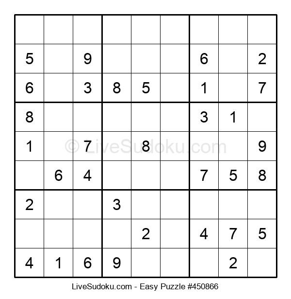 Beginners Puzzle #450866