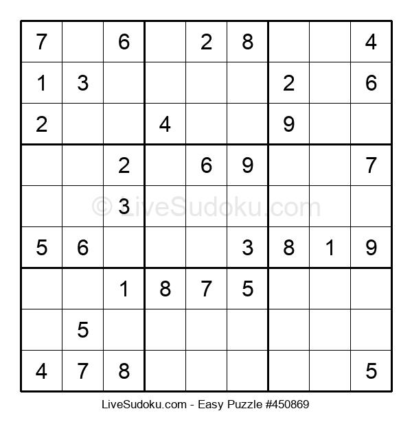 Beginners Puzzle #450869