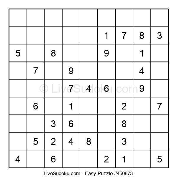 Beginners Puzzle #450873