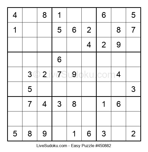Beginners Puzzle #450882