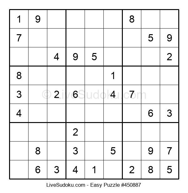 Beginners Puzzle #450887