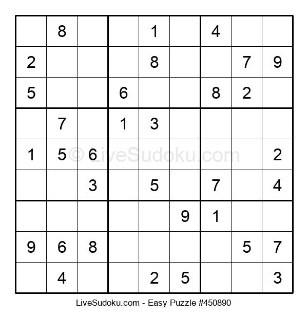 Beginners Puzzle #450890