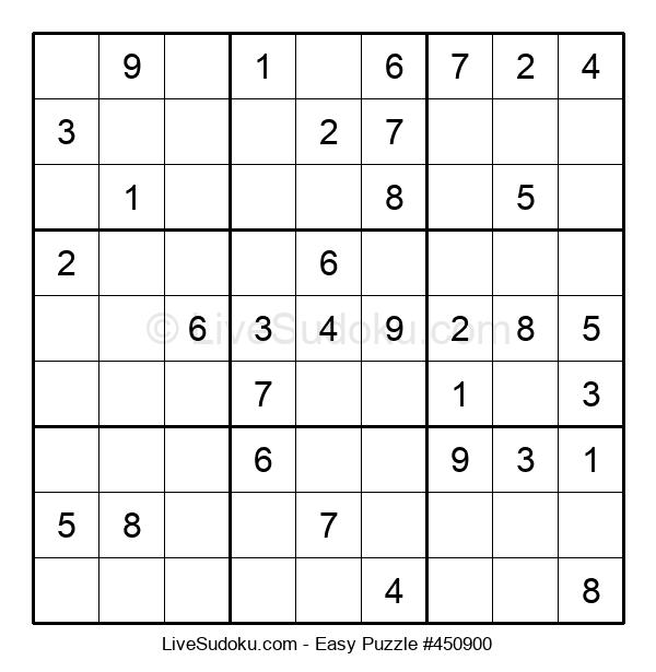 Beginners Puzzle #450900
