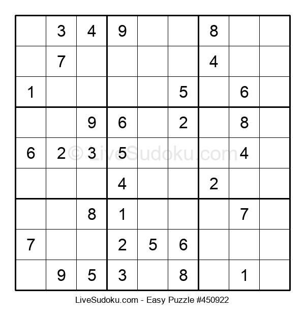 Beginners Puzzle #450922