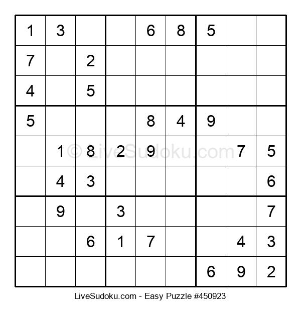 Beginners Puzzle #450923