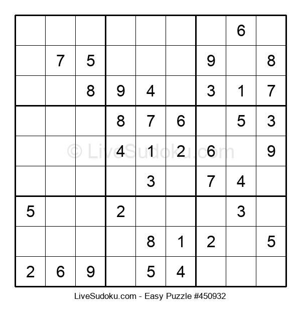 Beginners Puzzle #450932