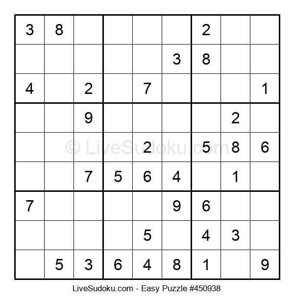 Beginners Puzzle #450938