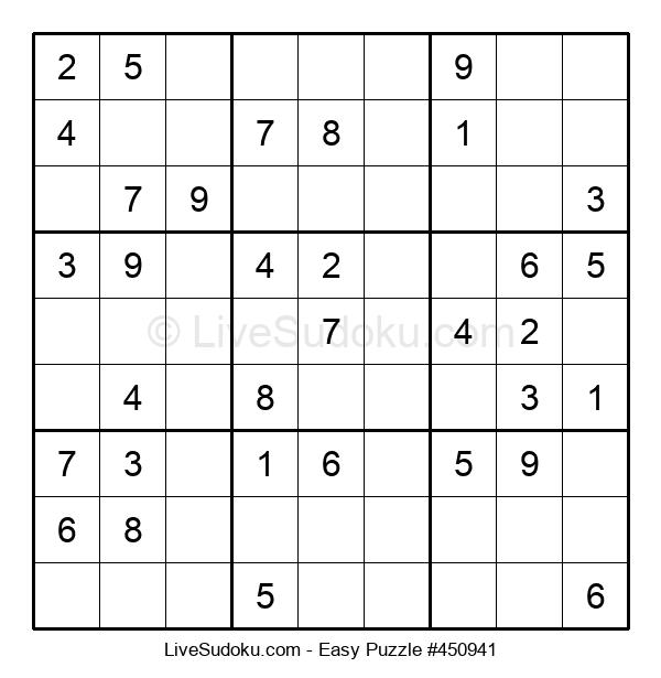 Beginners Puzzle #450941
