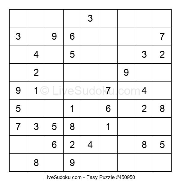 Beginners Puzzle #450950