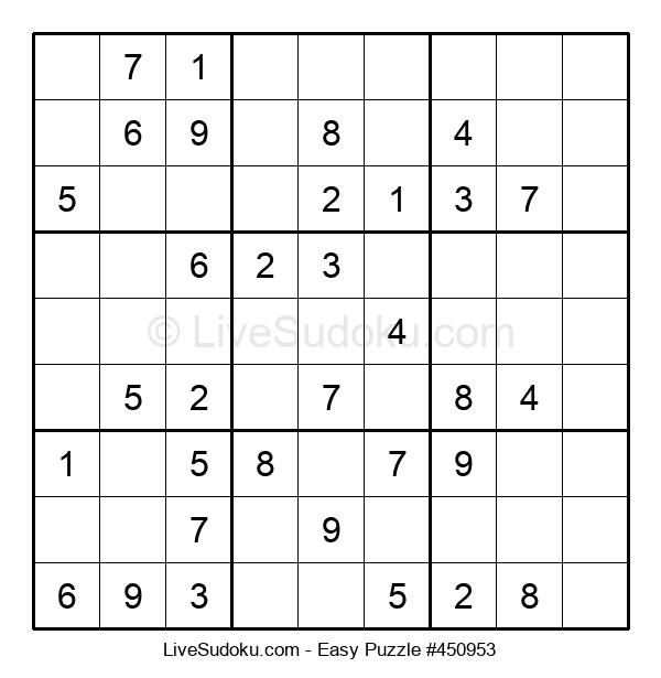 Beginners Puzzle #450953