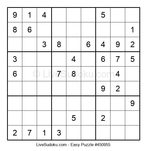Beginners Puzzle #450955