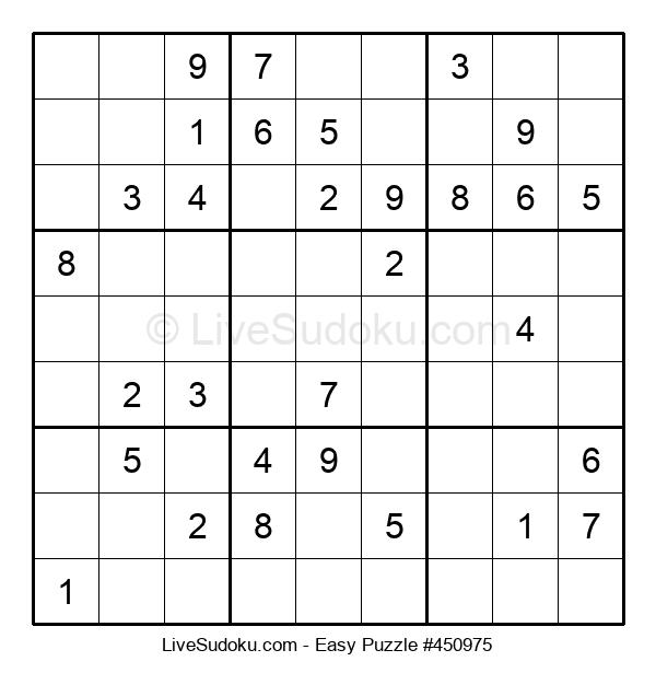 Beginners Puzzle #450975