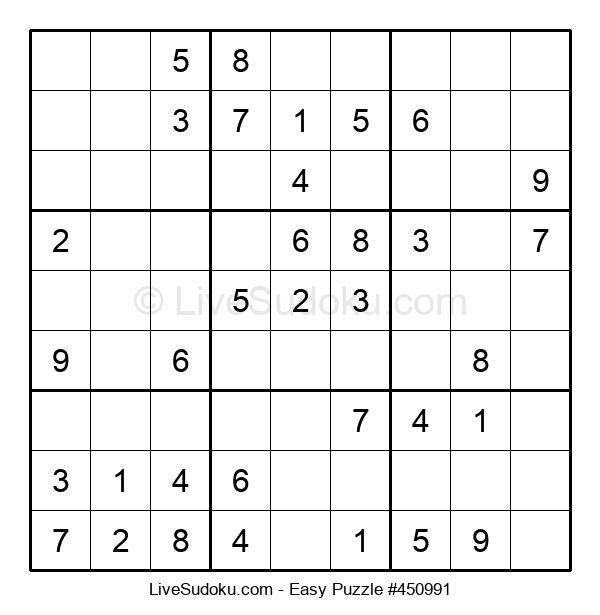 Beginners Puzzle #450991