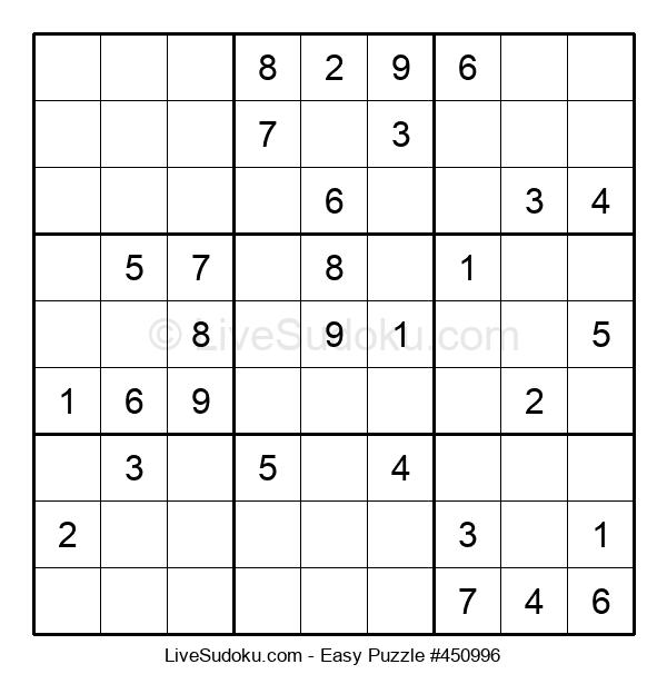 Beginners Puzzle #450996
