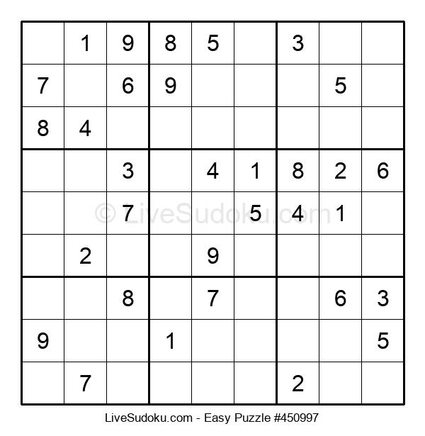 Beginners Puzzle #450997