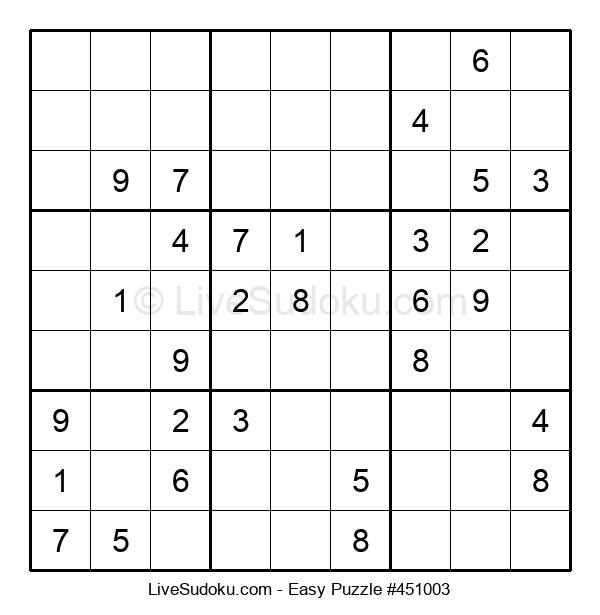 Beginners Puzzle #451003