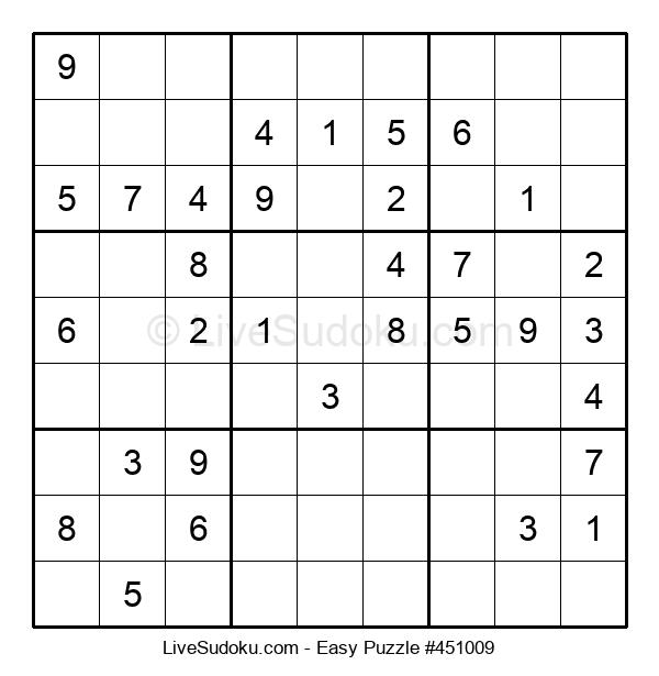Beginners Puzzle #451009