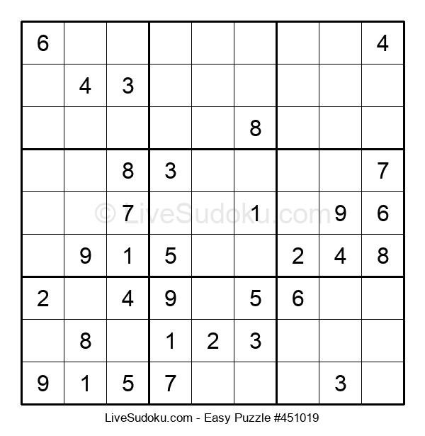 Beginners Puzzle #451019