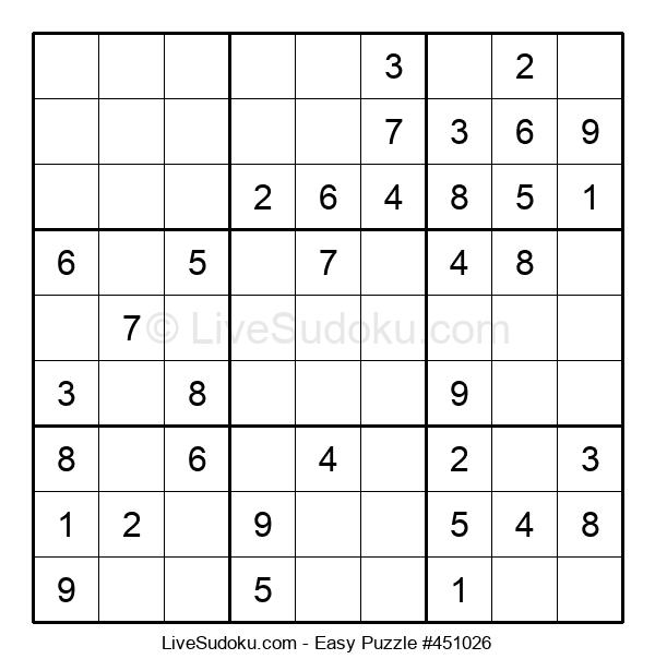 Beginners Puzzle #451026