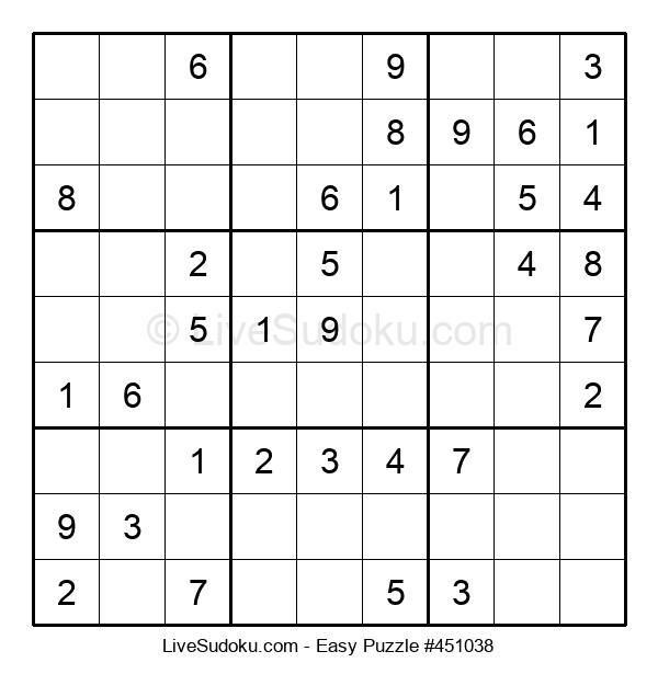 Beginners Puzzle #451038
