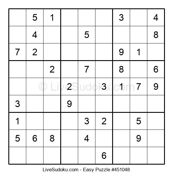 Beginners Puzzle #451048