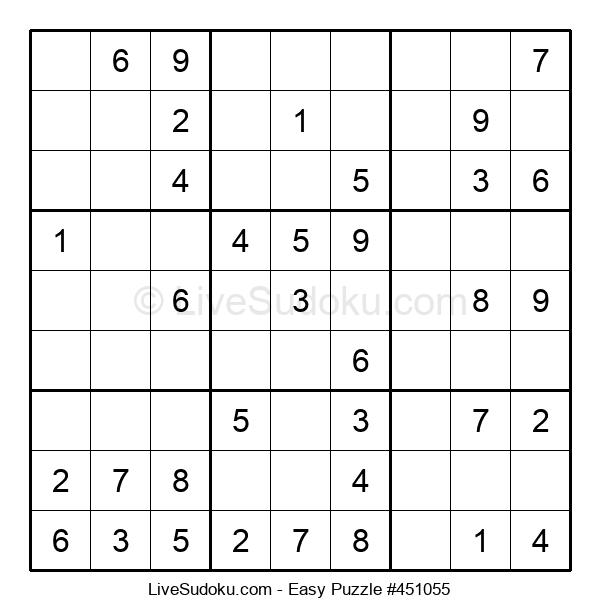 Beginners Puzzle #451055