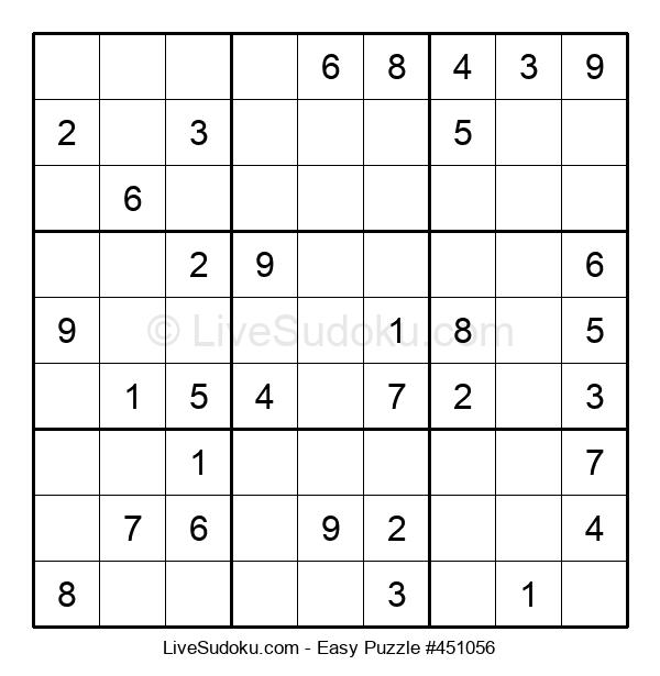 Beginners Puzzle #451056