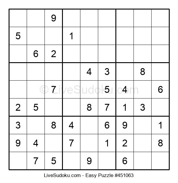 Beginners Puzzle #451063