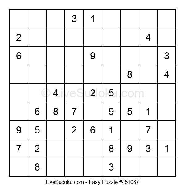 Beginners Puzzle #451067