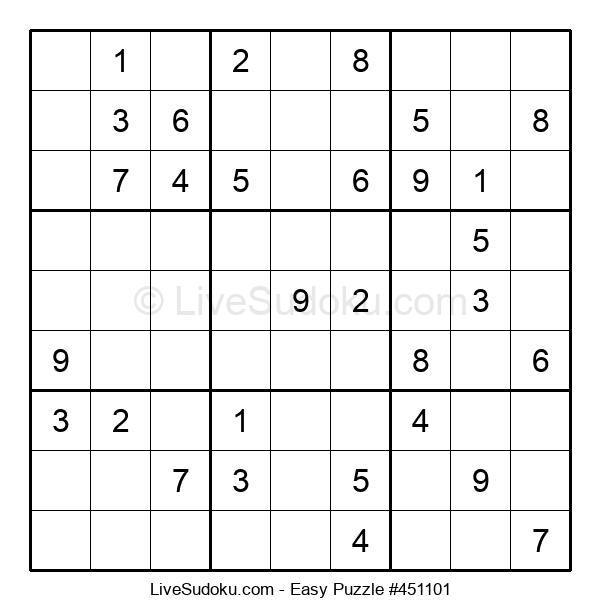 Beginners Puzzle #451101