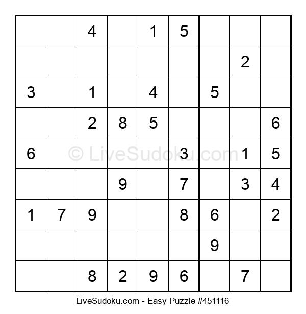 Beginners Puzzle #451116