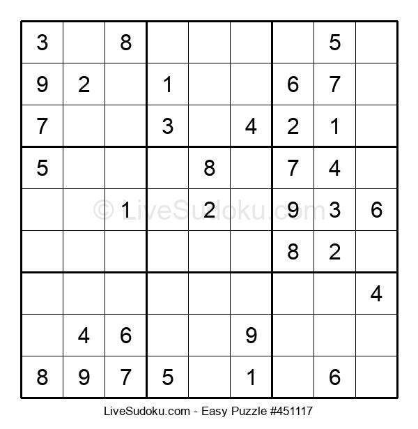 Beginners Puzzle #451117
