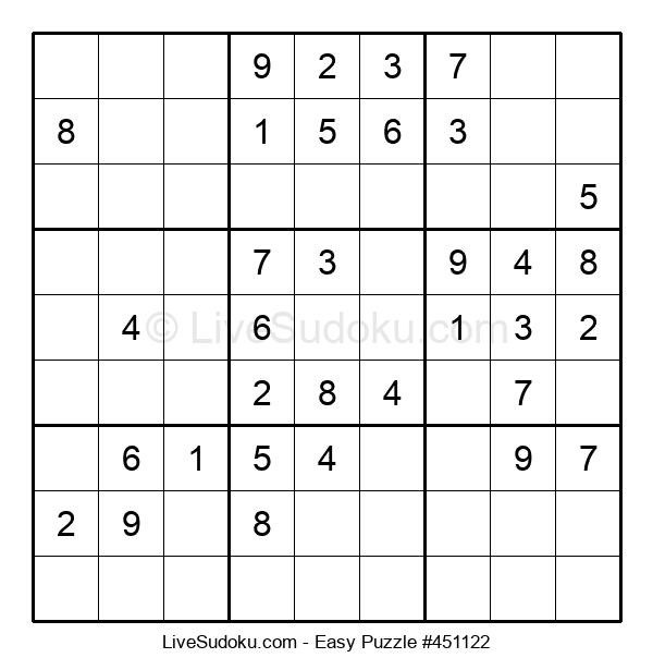 Beginners Puzzle #451122