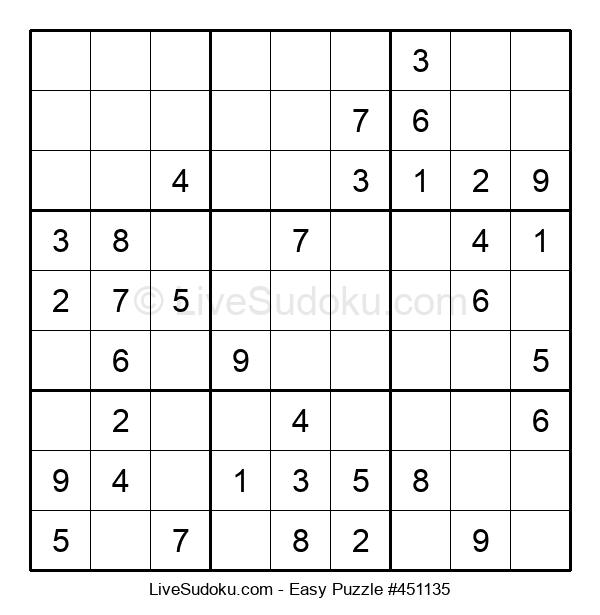 Beginners Puzzle #451135