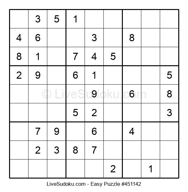 Beginners Puzzle #451142