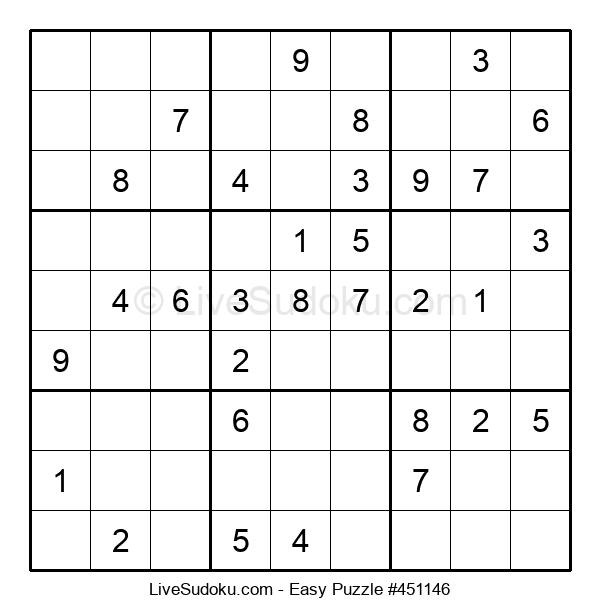 Beginners Puzzle #451146