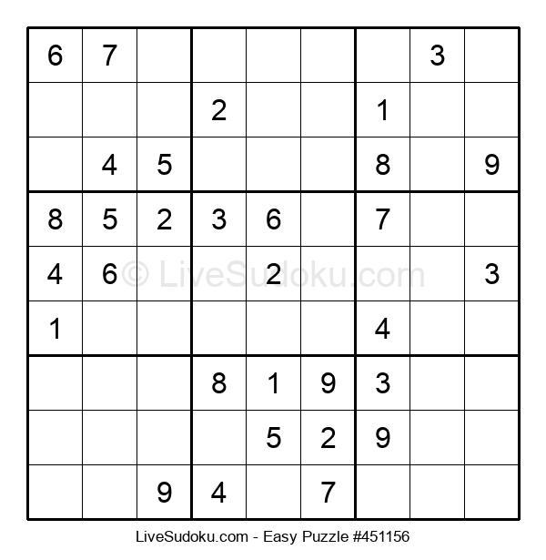 Beginners Puzzle #451156