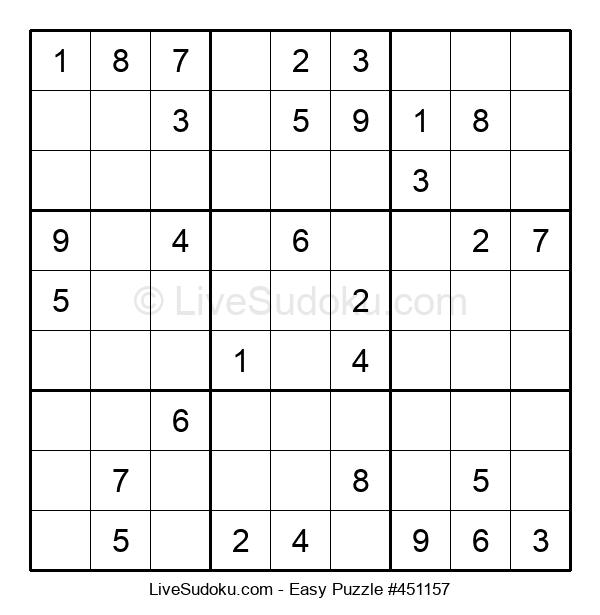 Beginners Puzzle #451157