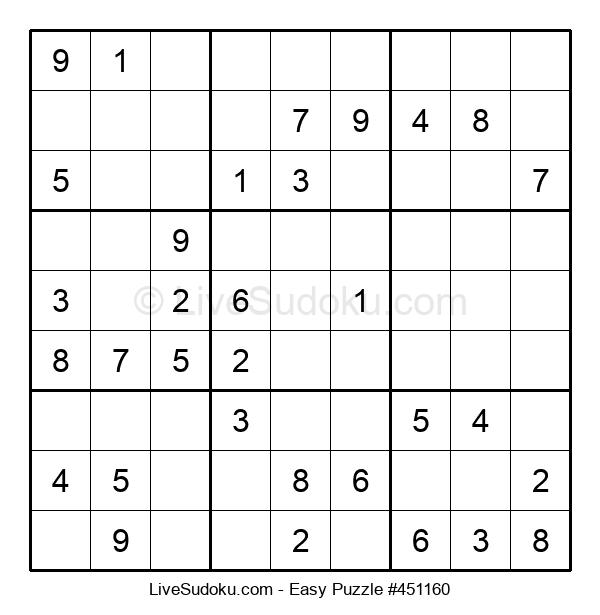 Beginners Puzzle #451160
