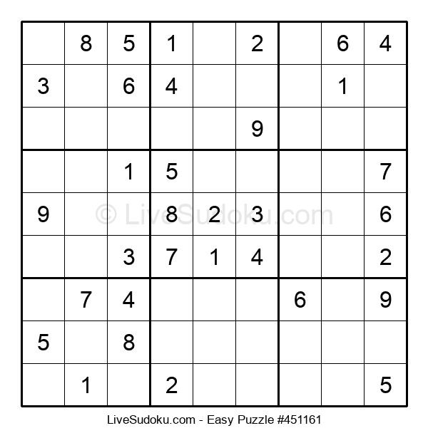 Beginners Puzzle #451161
