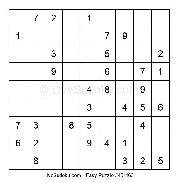 Beginners Puzzle #451163