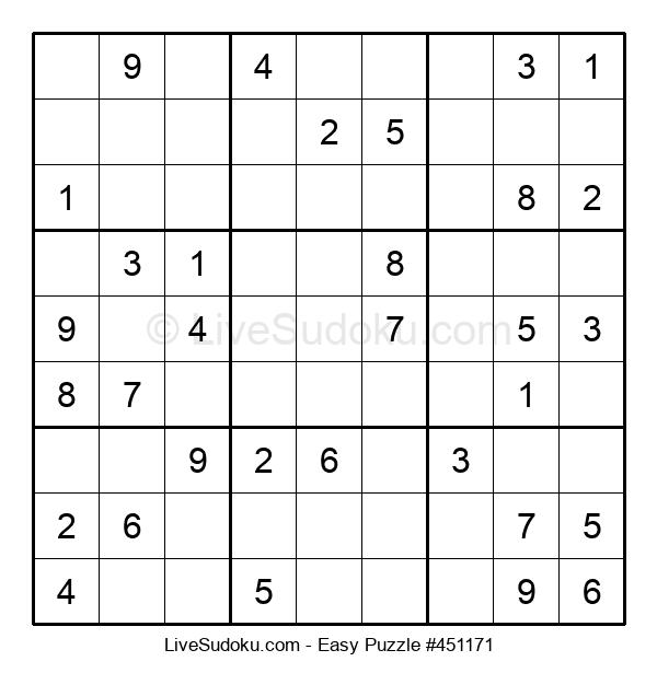 Beginners Puzzle #451171