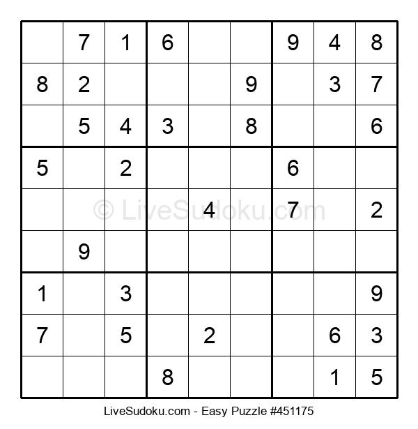 Beginners Puzzle #451175