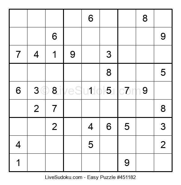 Beginners Puzzle #451182